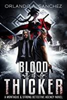 Book 3: BLOOD IS THICKER