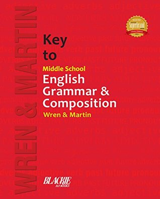 Key to Middle School English Grammar and Composition