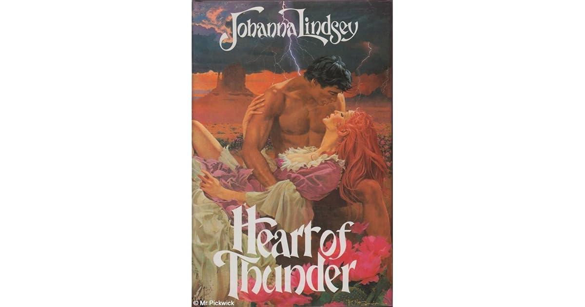 heart of thunder lindsey johanna