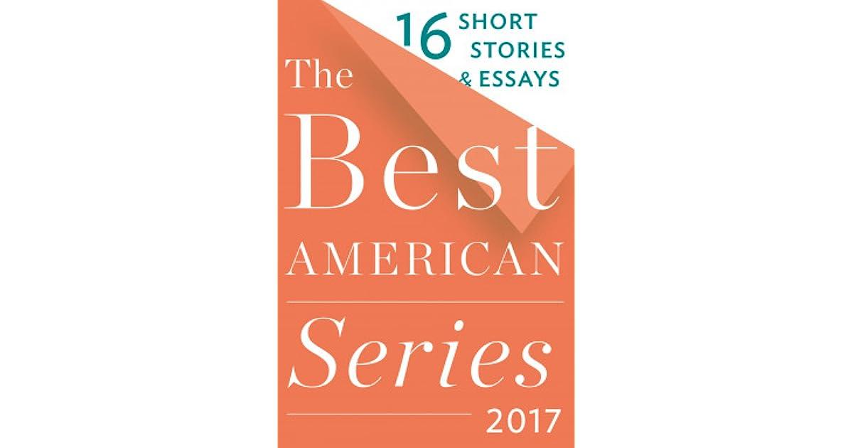 fiction short stories essays
