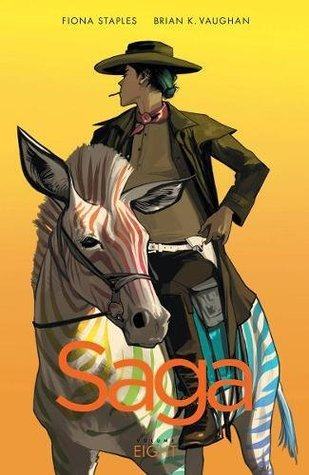 Saga, Vol. 8 by Brian K. Vaughan