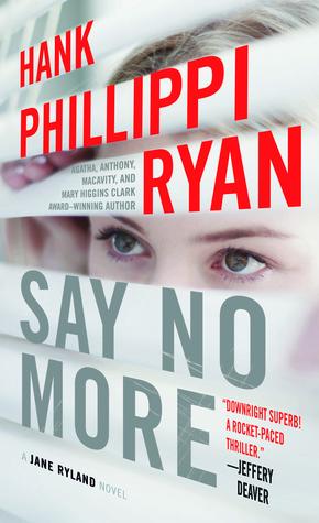 Say No More: A Jane Ryland Novel