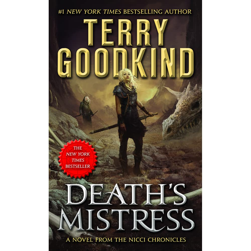Terry Goodkind: Love and Hate Under One Cover 31
