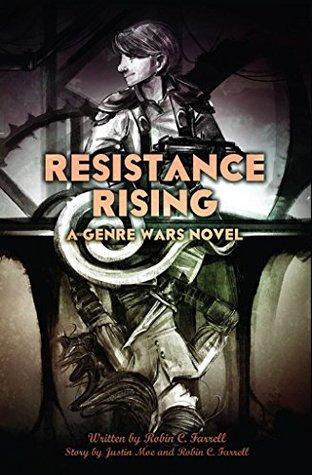 Resistance Rising: A Genre Wars Novel