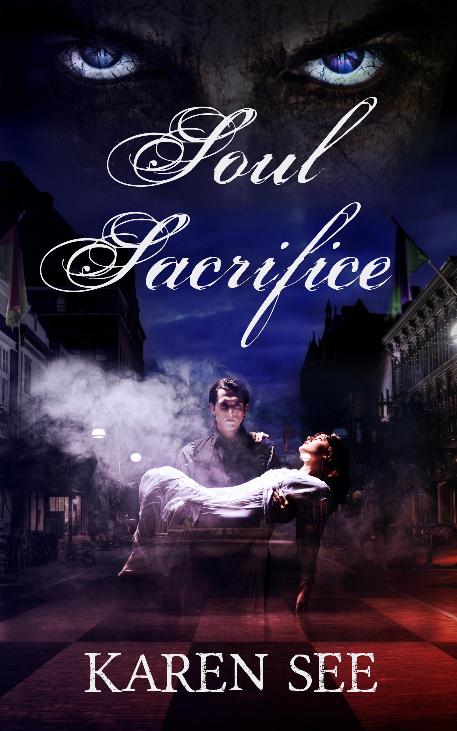 Soul Sacrifice  by  Karen See