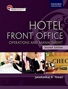 Hotel Front Office: Operations and Management