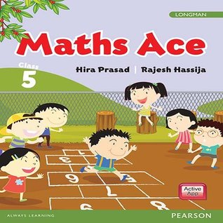 Maths Ace: By Pearson for CBSE Class 5