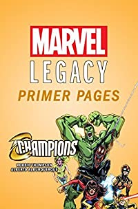 Champions - Marvel Legacy Primer Pages (Champions (2016-))