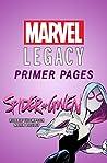 Spider-Gwen - Marvel Legacy Primer Pages