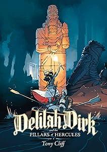 Delilah Dirk and the Pillars of Hercules (Delilah Dirk, #3)