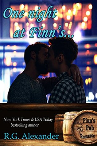 One Night at Finn's (Finn's Pub Romance, #1)