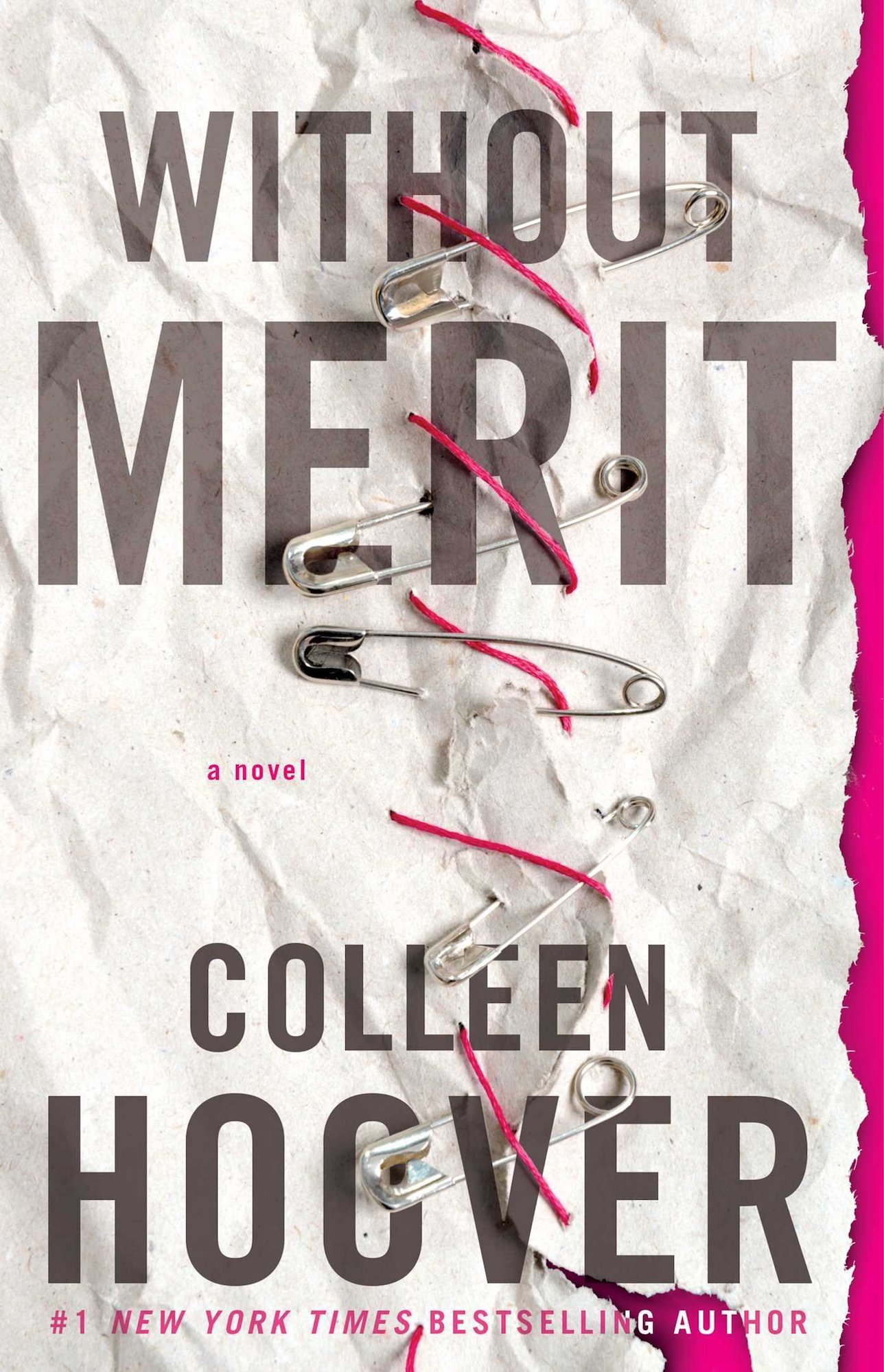 Colleen Hoover - Without Merit