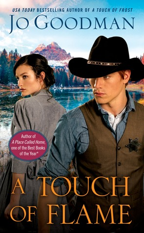 A Touch of Flame (The Cowboys of Colorado, #2)