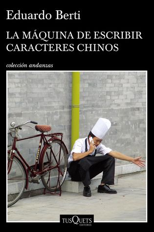 La máquina de escribir caracteres chinos