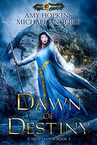 Dawn of Destiny (A New Dawn, #1)