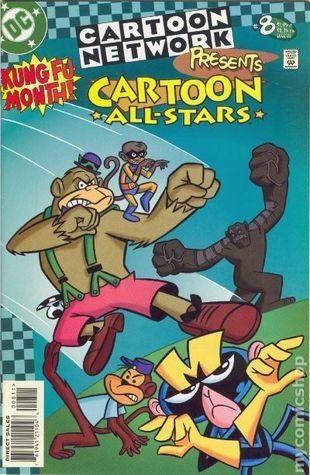 Cartoon Network Presents 8 By Bronwyn Taggart