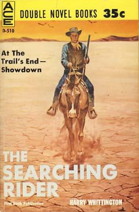 The Searching Rider by Harry Whittington