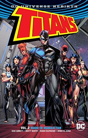 Titans, Vol. 2: Made In Manhattan
