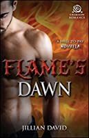 Flame's Dawn (Hell to Pay, #3.5)