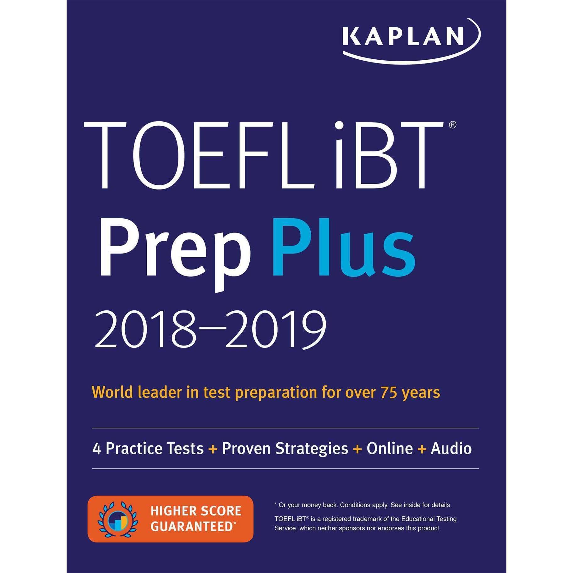 Kaplan Toefl Ibt Ebook