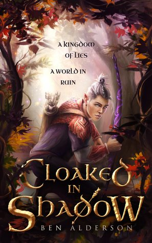Cloaked in Shadow (The Dragori, #1)