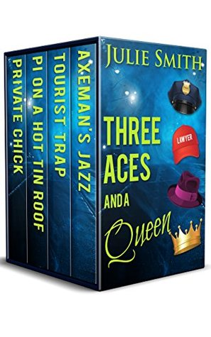 Three Aces And A Queen: Series Selections Starring Women Sleuths