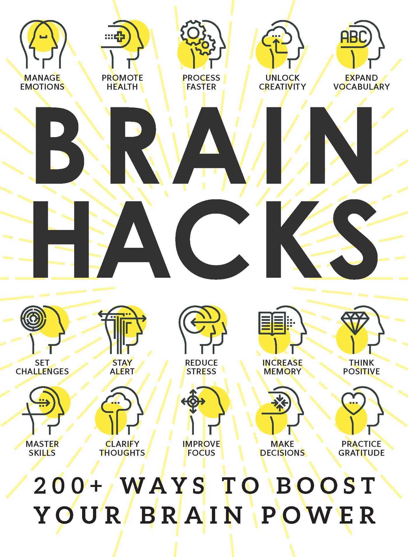 Brain Hacks  300+ Ways to Boost Your