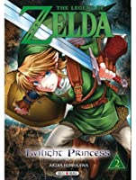 The Legend of Zelda : Twilight Princess Tome 2