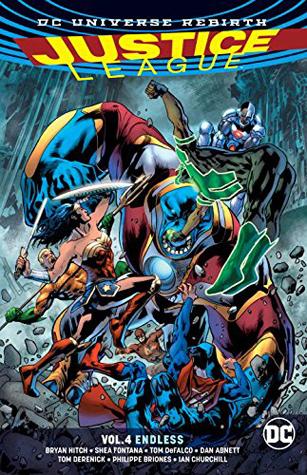 Justice League, Vol. 4: Endless