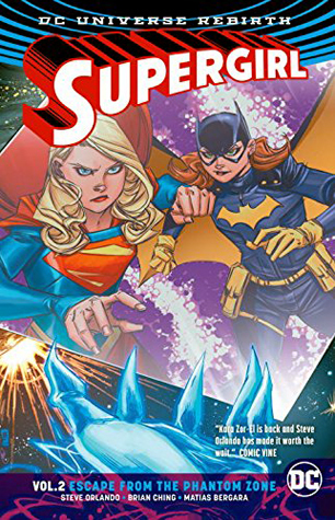 Supergirl, Volume 2: Escape from the Phantom Zone