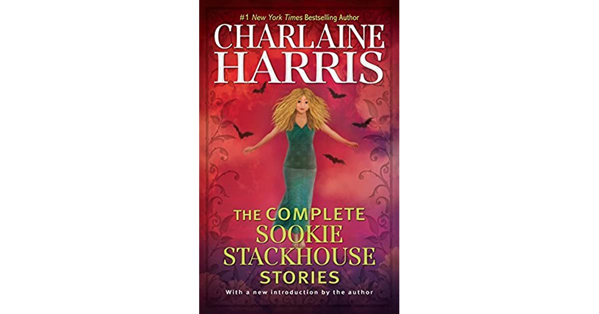 Sookie Stackhouse Books In Order