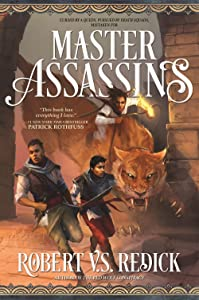 Master Assassins (The Fire Sacraments, #1)