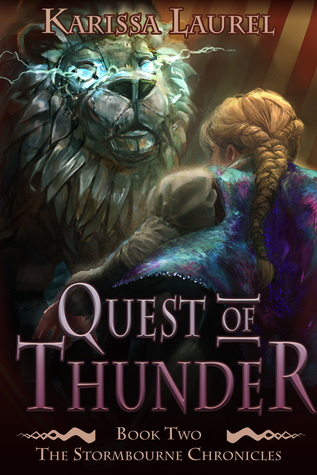 Quest of Thunder (The Stormbourne Chronicles #2)
