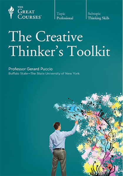 the creative thinkers toolkit