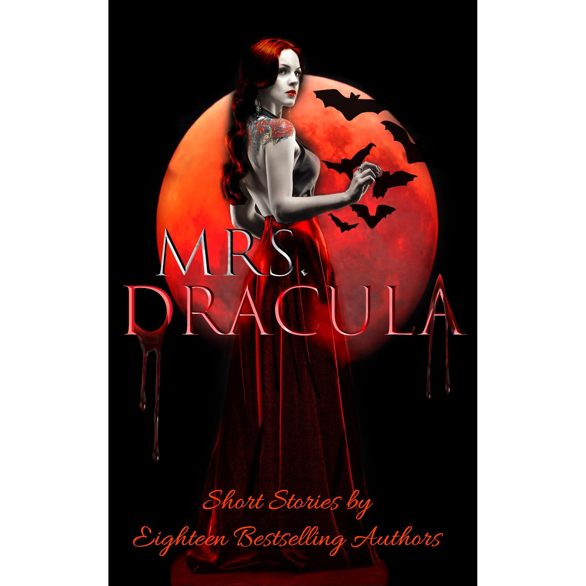 An Erotic Tale Of Ms Dracula mrs. draculalogan keys
