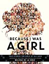Book cover for Because I Was a Girl: True Stories for Girls of All Ages