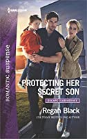 Protecting Her Secret Son (Escape Club Heroes, #3)