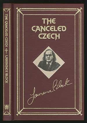 The Canceled Czech (Evan Tanner, #2)  by  Lawrence Block
