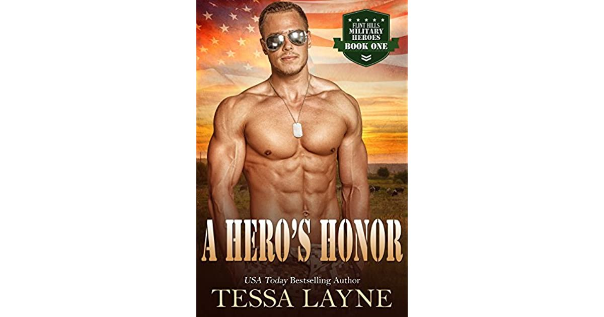 A Hero's Honor (Resolution Ranch, #1) by Tessa Layne