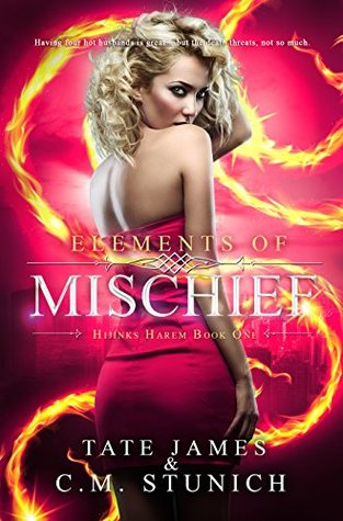 Elements of Mischief by Tate  James