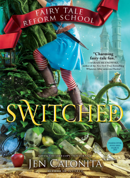 Switched - Jen Calonita