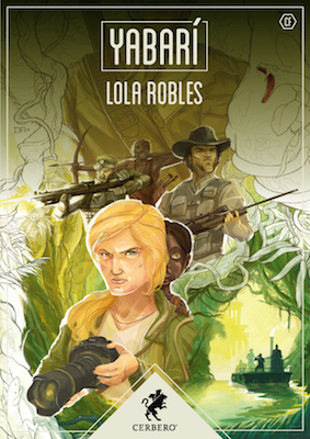 Yabarí by Lola Robles
