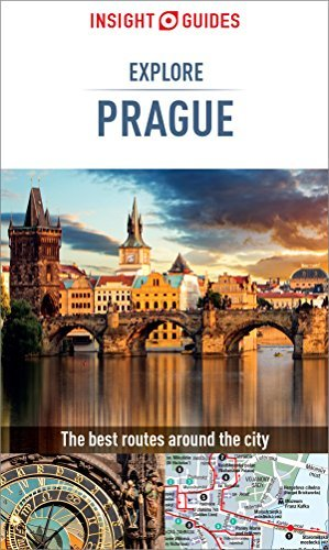 Insight Guides Explore Prague (Insight Explore Guides)