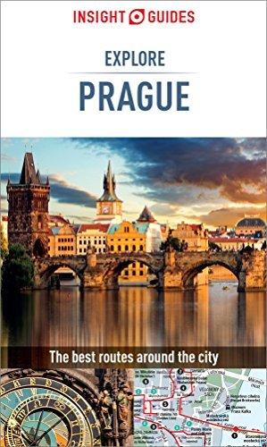 Insight Guides Explore Prague (Insight Explore Guides)