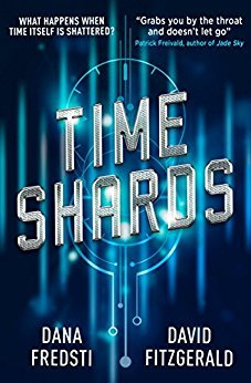 Image result for Time Shards (Time Shards #1)