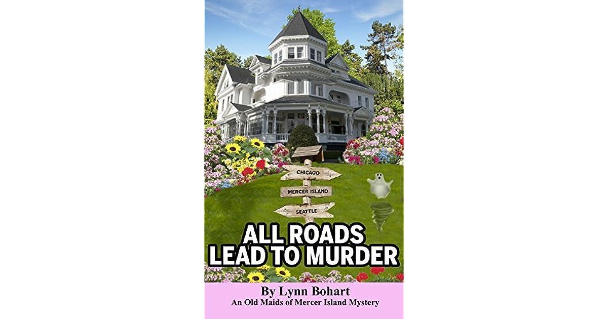 INN KEEPING WITH MURDER (Old Maids of Mercer Island Book 1)