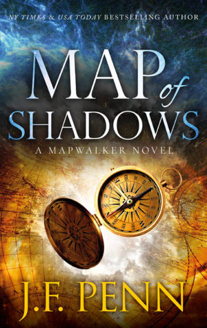 Map of Shadows by J.F. Penn