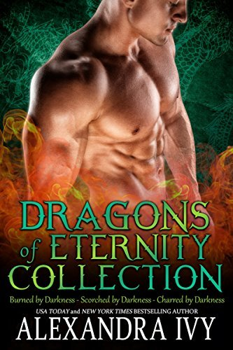Alexandra Ivy - Dragons of Eternity Collection 1-3