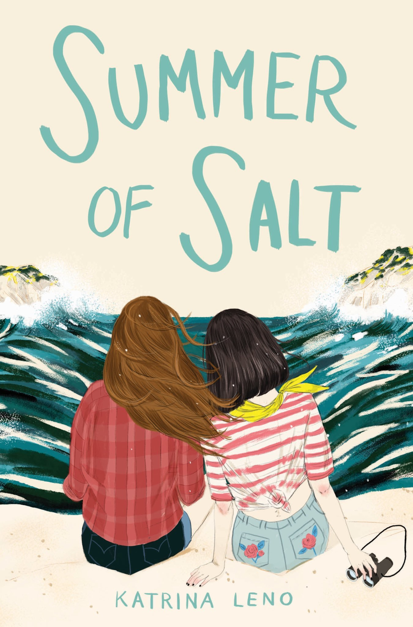 Summer of Salt - Katrina Leno