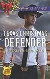 Texas Christmas Defender (Texas Ranger Holidays #3)